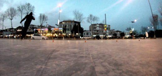Burak YELER – Freestyle Slalom in Tuzla